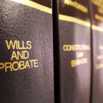 wills and probate book