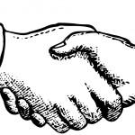 Handshake John C. Lindley III