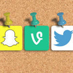 Icons for Social Media Platforms