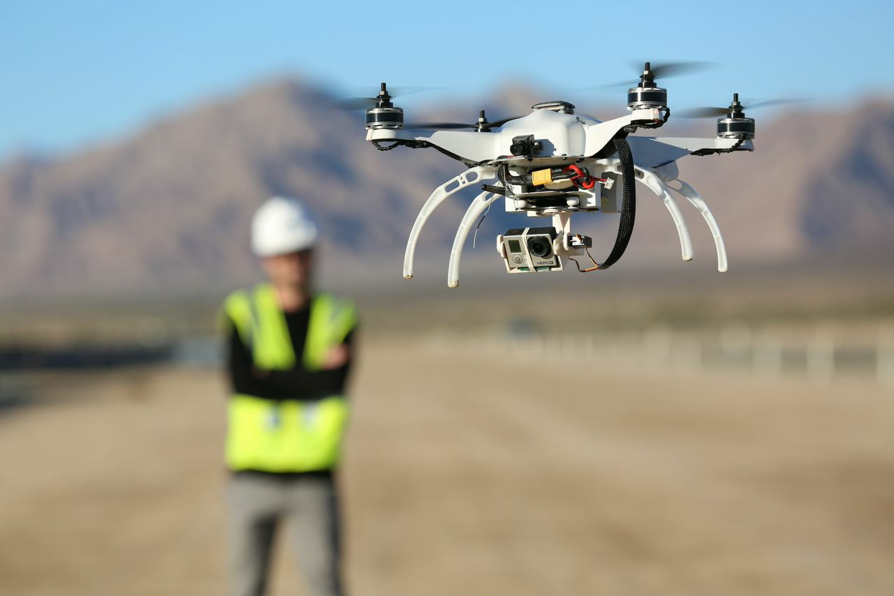 Drone John C Lindley III - How Technology is Changing Construction